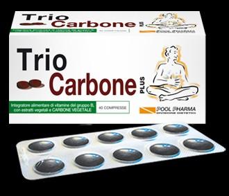 Pool Pharma Triocarbone plus compresse