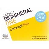 Biomineral One con lactocapil plus  30 compresse