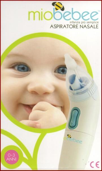 Miobebee aspiratore nasale elettrico per bambini