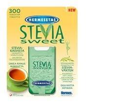 Hermesetas stevia dolcificante a zero calorie