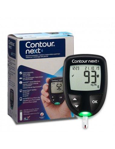 Contour Next Sistema Per il Monitoraggio Della Glicemia