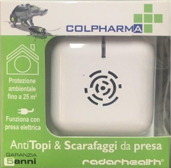 Colpharma Anti Topi e Scarafaggi da presa