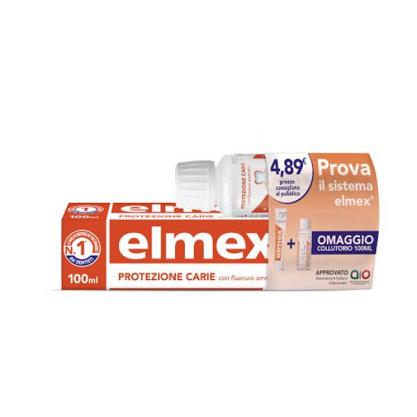 Elmex Protezione Carie  Dentifricio 100 ml