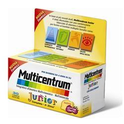 Multicentrum junior per bambini da 4 a 12 anni