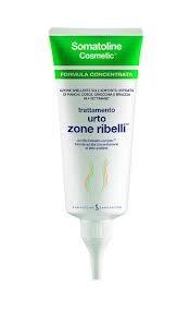 Somatoline Cosmetic  Trattamento Urto Zone ribelli formula concentrata