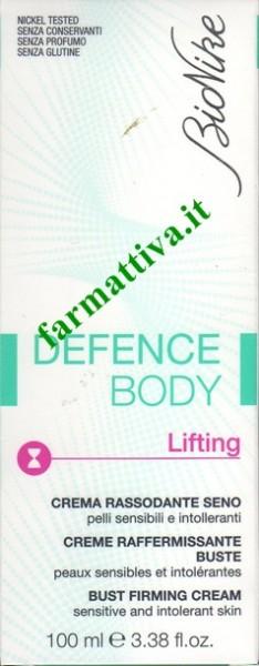 Bionike defence body Lifting  crema rassodante seno 100ml