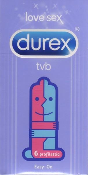 Durex love sex tvb 6pz