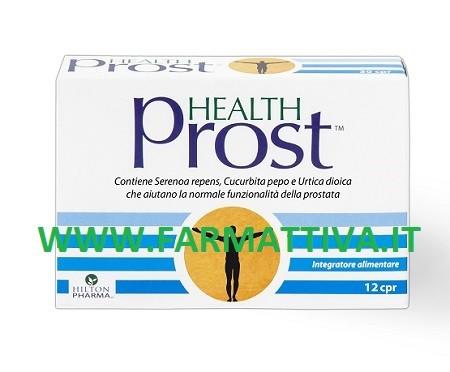 Health Prost integratore per la funzionalita' della prostata