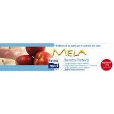 LineaMed barretta proteica alla mela