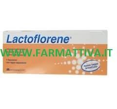 Montefarmaco Lactoflorene Plus 12 Flaconcini Fermenti Lattici