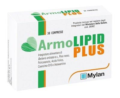 ArmoLipid Plus integratore 30 compresse PRODOTTO ORIGINALE ITALIANO