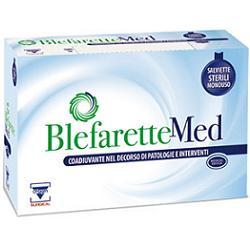 Blefarette Med 14 Pezzi Salviette Oculari