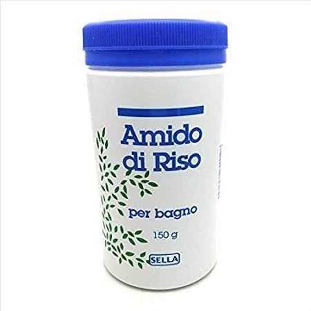 AMIDO RISO BAGNO  PER BAGNO 150G