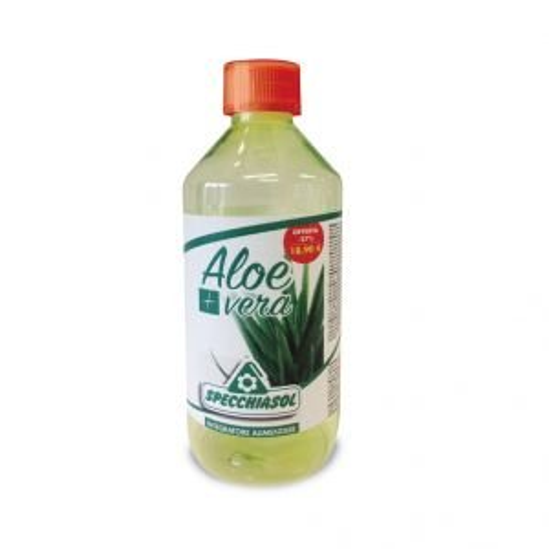 Specchiasol AloeVera+ 1000 ml Lenitivo Emolliente