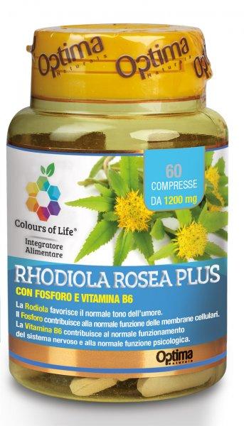 RHODIOLA ROSEA PLUS 60 COMPRESSE