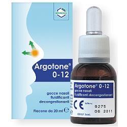 Bracco Argotone 0-12 gocce nasali