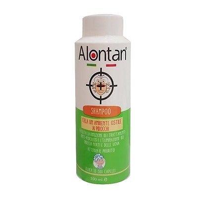 Alontan shampoo antipidocchi 200ml