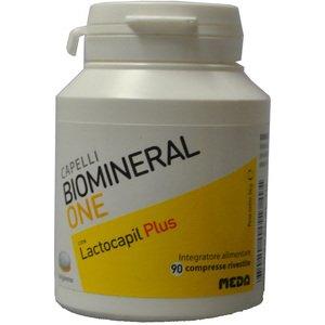 Biomineral One Capelli con Lactocapil Plus 90 Compresse