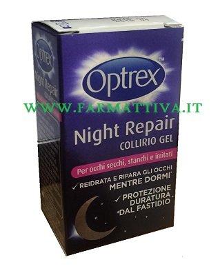 Optrex Night Repair Collirio Gel