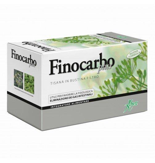 Aboca Finocarbo Plus Tisana 20 Bustine Gas Intestinali