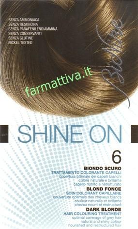 Bionike shine on n.6 biondo scuro