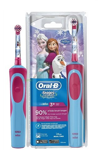 Oral B Spazzolino Elettrico Ricaricabile Per Bambini FROZEN