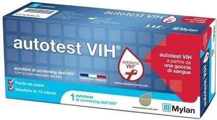 Mylan Autotest VIH test dell'HIV(consegna in forma anonima)