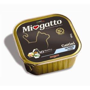 MORANDO MIOGATTO GATTINI CON VITELLO 100g
