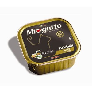 MORANDO MIOGATTO HAIRBALL CON POLLO 100g