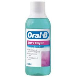 OralB Denti e gengive collutorio senza alcool 500ml