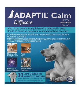 Adaptil cani diffusore+ ricarica ferormone appagante