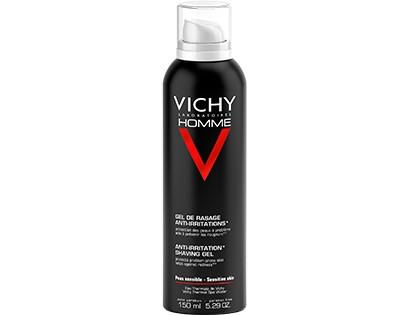 Vichy gel da barba anti irritazione