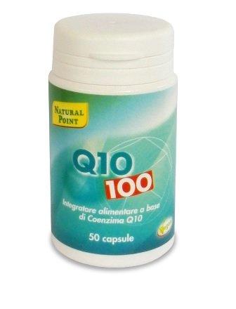 Natural Point Q10 100mg per Capsula
