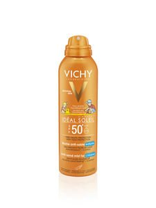 Vichy Ideal Soleil Spf 50+ Spray Anti sabbia per bambini