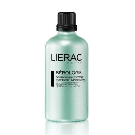 Lierac Sebologie Soluzione Cheratolitica Micro-peeling 100 ml Correzione Imperfezioni