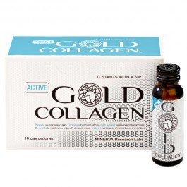 Gold Collagen ACTIVE 10 flaconcini