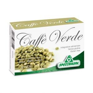 Specchiasol Caffè Verde 30 capsule vegetali