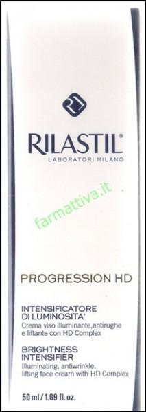 Rilastil Progression HD crema intensificatore di luminosita'
