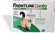 Frontline Combo spot on gatti 3 pip