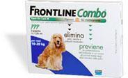 Frontline Combo spot on cani da 10-20kg