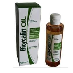 Giuliani Bioscalin Oil shampoo fortificante cute sensibile