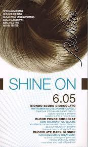 Bionike Shine On n.6,05 biondo scuro cioccolato