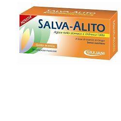Giuliani Salva alito compresse per alitosi gusto arancia