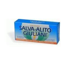 Giuliani Salva alito compresse per alitosi gusto classico