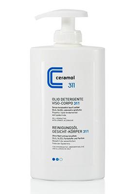 Ceramol 311 Olio detergente viso-corpo