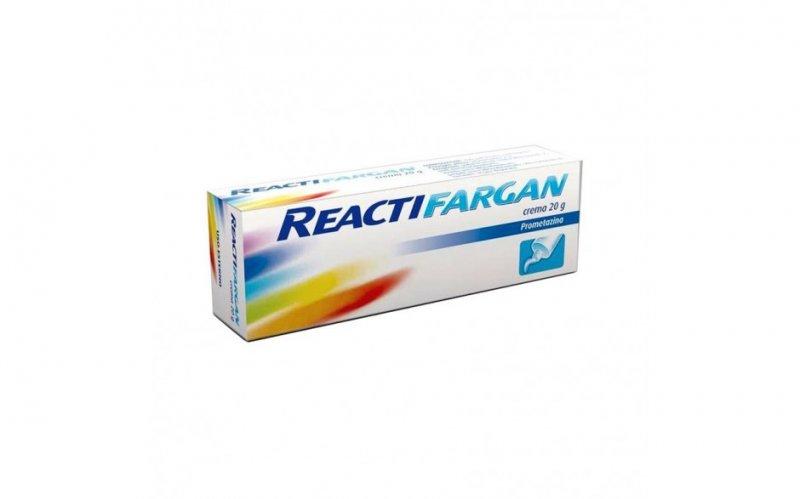 REACTIFARGAN*CREMA 20G 2%