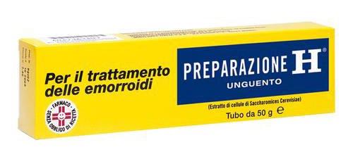 PREPARAZIONE H UNGUENTO 1,08% 50G