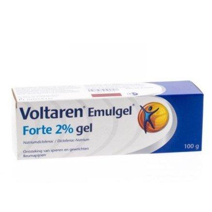 Voltaren Emulgel 2% Diclofenac 100 g Dolori Articolari
