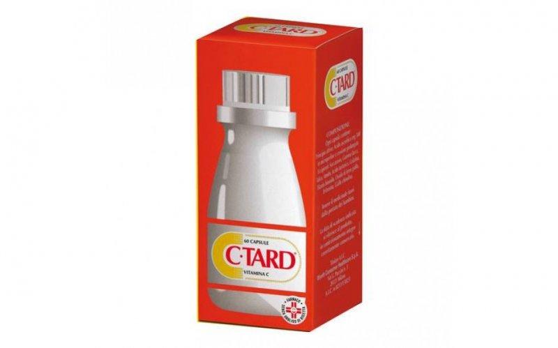 CTARD*60CPS 500MG