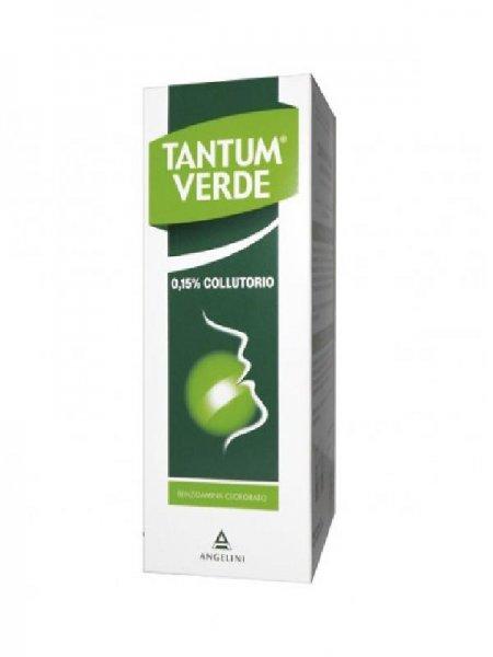 TANTUM VERDE COLLUTORIO 0.15% 120ML